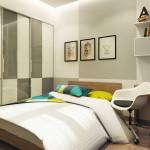 Cải tạo nội thất cho căn hộ lãng mạn