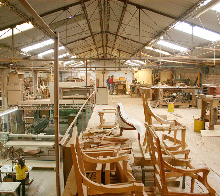 furniture manufacturing company