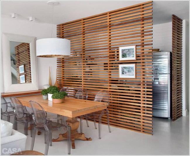 Ưu tiên sử dụng chất liệu gỗ, đó là lời khuyên mà chúng tôi luôn muốn dành cho bạn trong việc thiết kế nội thất