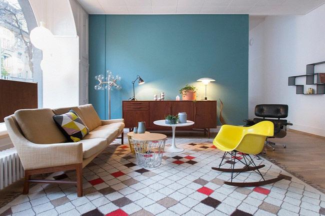 thiết kế nội thất nhà ở thay đổi theo từng năm, thậm chí là từng mùa