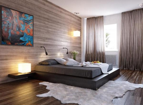 Thiết kế cho các không gian khác nhau của một ngôi nhà như phòng khách, phòng ngủ, phòng ăn, phòng tắm.