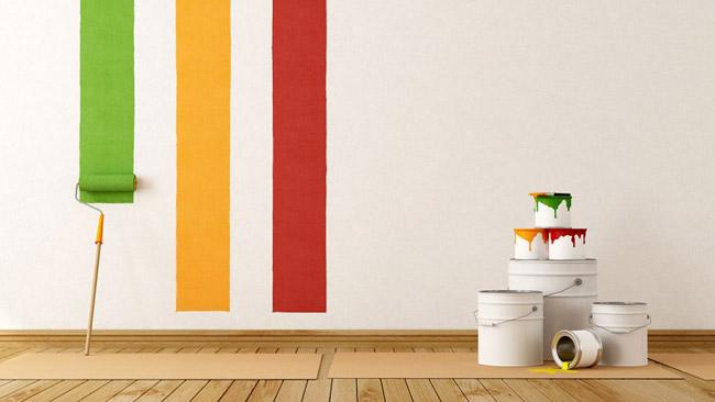 Loại sơn phù hợp cho loại căn hộ này là sơn bóng. Ưu điểm lớn nhất của loại sơn này chính là dễ lau chùi, ngoài ra, dùng sơn sẽ có độ bền tốt, dễ dàng sơn lại nếu bị trầy