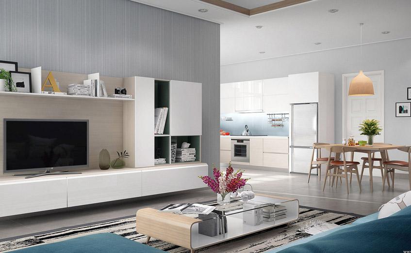 thiết kế nội thất biệt thự, thiết kế nội thất chung cư, nhà phố, cho đến văn phòng