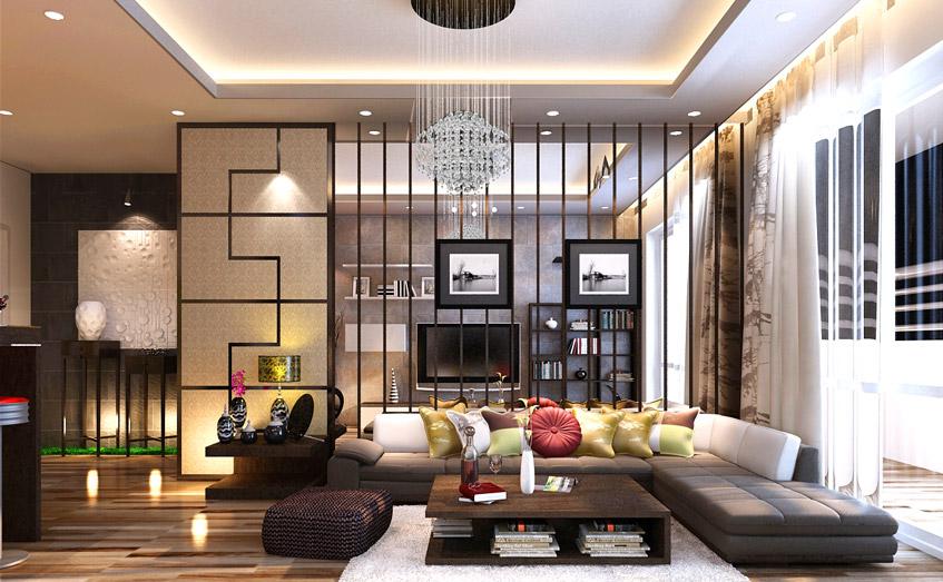 Thiết kế nội thất đẹp và tinh tế