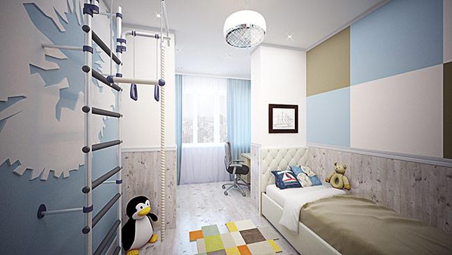 Bạn cần quan tâm tới chủ đề chung của căn phòng để kết hợp màu sắc của giường ngủ sao cho hài hòa và phù hợp nhất.