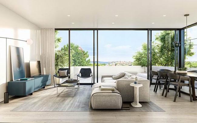 Những thiết kế nội thất đẹp lấy cảm hứng từ phong cách Bắc Âu