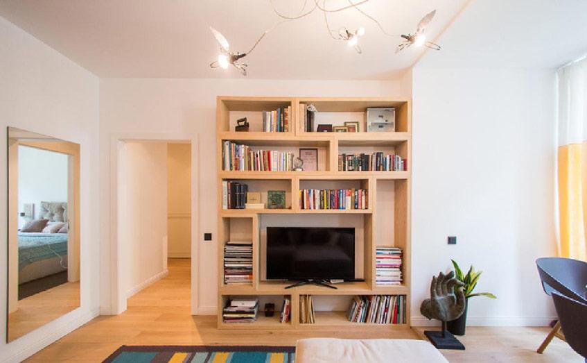 Căn hộ đẹp từng centimet của nhà thiết kế nội thất tài ba