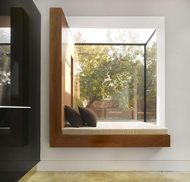 những căn phòng rộng, có chủ nhân là những người thích hướng ngoại, và đặc biệt, hướng cửa sổ đẹp, trong lành, gần gũi với thiên nhiên