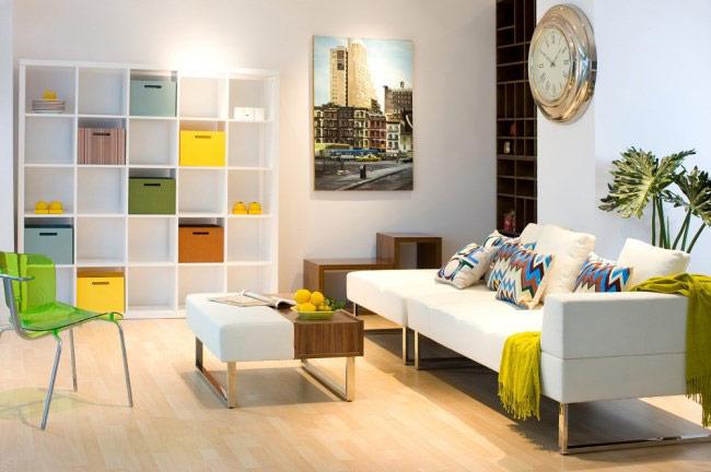 Chọn nội thất đẹp chỉ qua 4 bước đơn giản