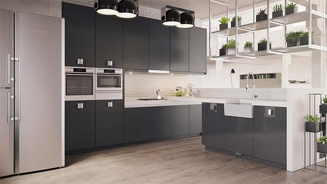 Những mẫu phòng bếp dưới đây sẽ giúp bạn có thêm nhiều gợi ý hữu ích để làm mới căn bếp nhà bạn.
