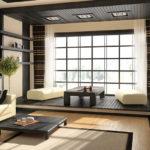 Màu sắc của nhà thường gần gũi với thiên nhiên như đất, cát, gỗ, cây xanh. Các sắc độ trung tính cũng được sử dụng phổ biến giúp tạo không gian bình yên, thư thái.