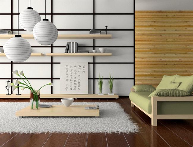 Thiết kế nội thất của Nhật luôn khác biệt nhờ sự đơn giản, thanh lịch. Bạn có thể học tập phong cách này để áp dụng cho những ngôi nhà hiện đại của mình.