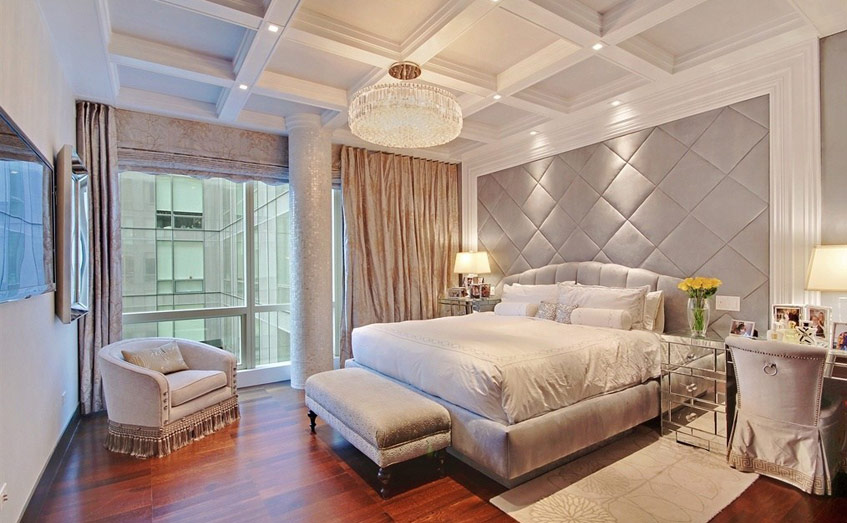 trang trí nội thất tông màu be dưới đây giúp bạn hoàn toàn có thể tạo nên một không gian phòng ngủ ấm áp và sang trọng.