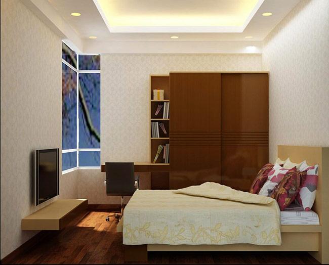 Yếu tố quyết định đến phong cách phòng ngủ của bạn như thế nào đó chính là yếu tố về tone màu chủ đạo của căn phòng