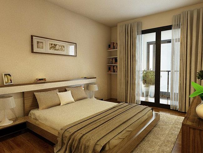 thiết kế cho nội thất phòng ngủ