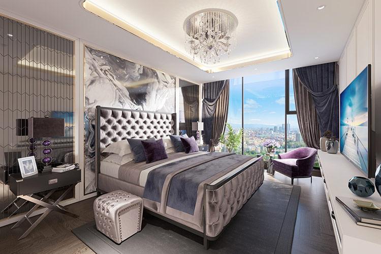 Phong cách luxury là thuật ngữ khá mới mẻ trong lĩnh vực thiết kế trang trí nội thất tại Việt Nam