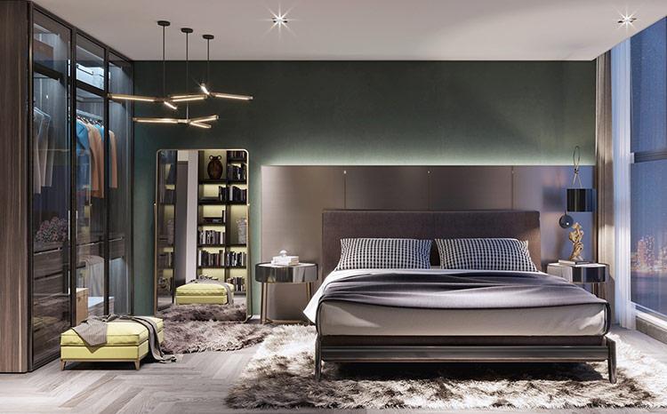 phong cách đương đại trở thành một trong những xu hướng bài trí nội thất được yêu thích hàng đầu hiện nay.