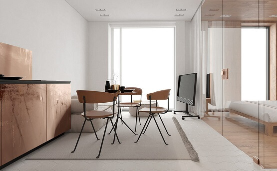 Top xu hướng vật liệu thiết kế nội thất 2019